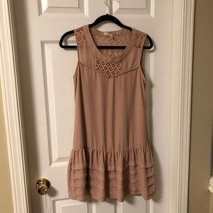 Forever 21 drop waist dress sz XS